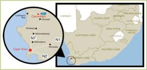 map of namastat